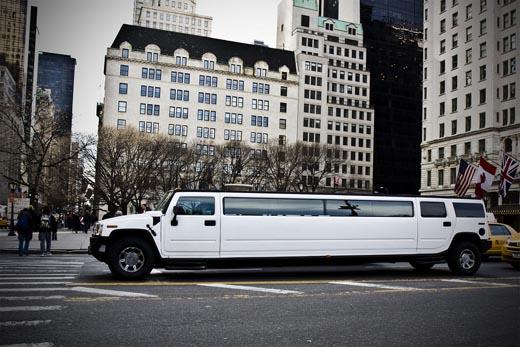 Louer une limousine à New York