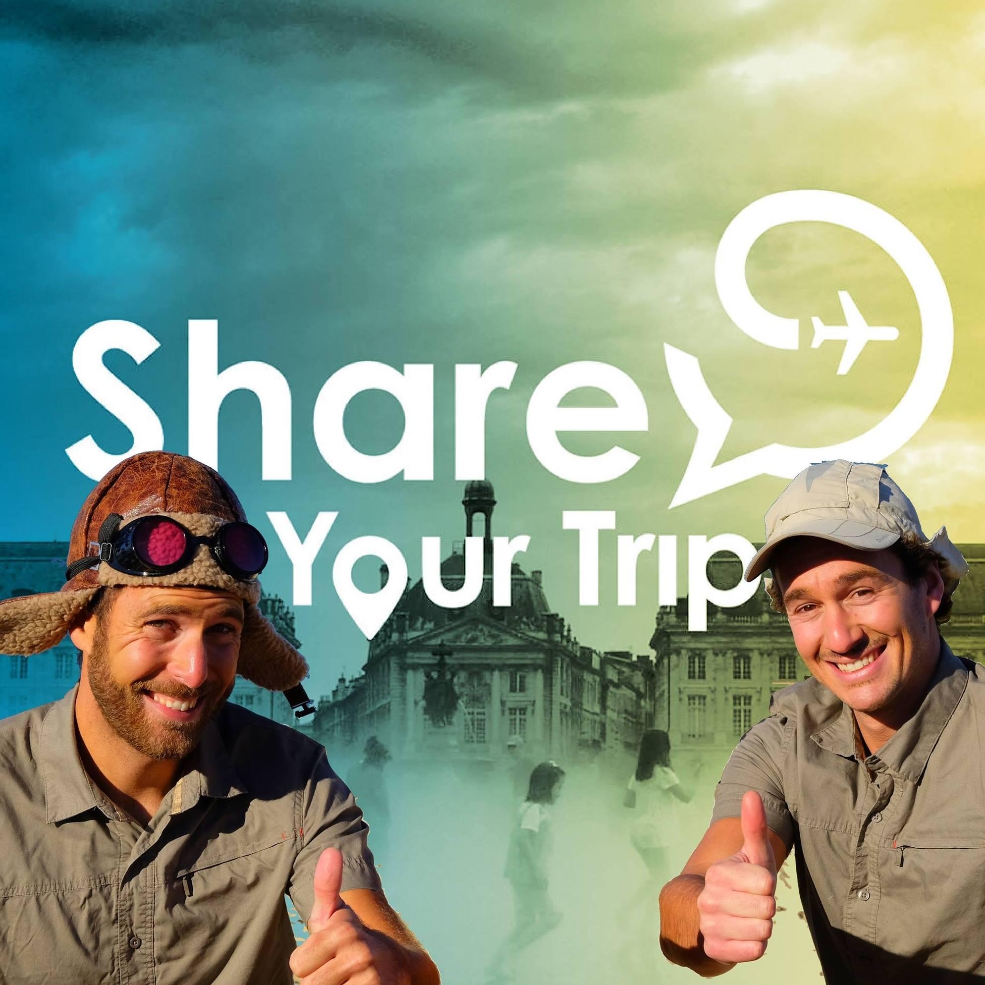 Share Your Trip – la plateforme des coups de cœur des voyageurs