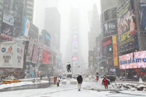 Quelle période de l'année est idéale pour partir à New York?