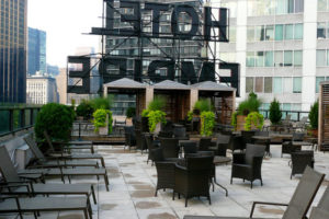 8 bars et restaurants en rooftop