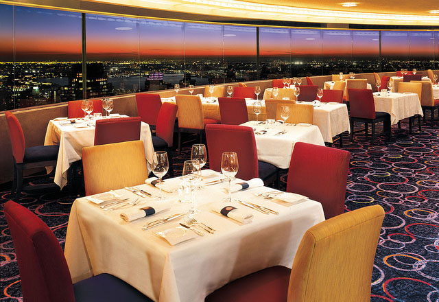 The View: Bar/Resto panoramique sur Times Square