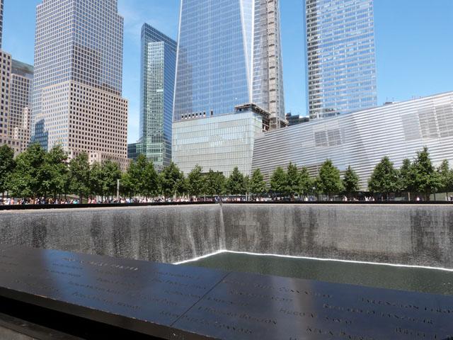 Visiter le 9/11 Memorial