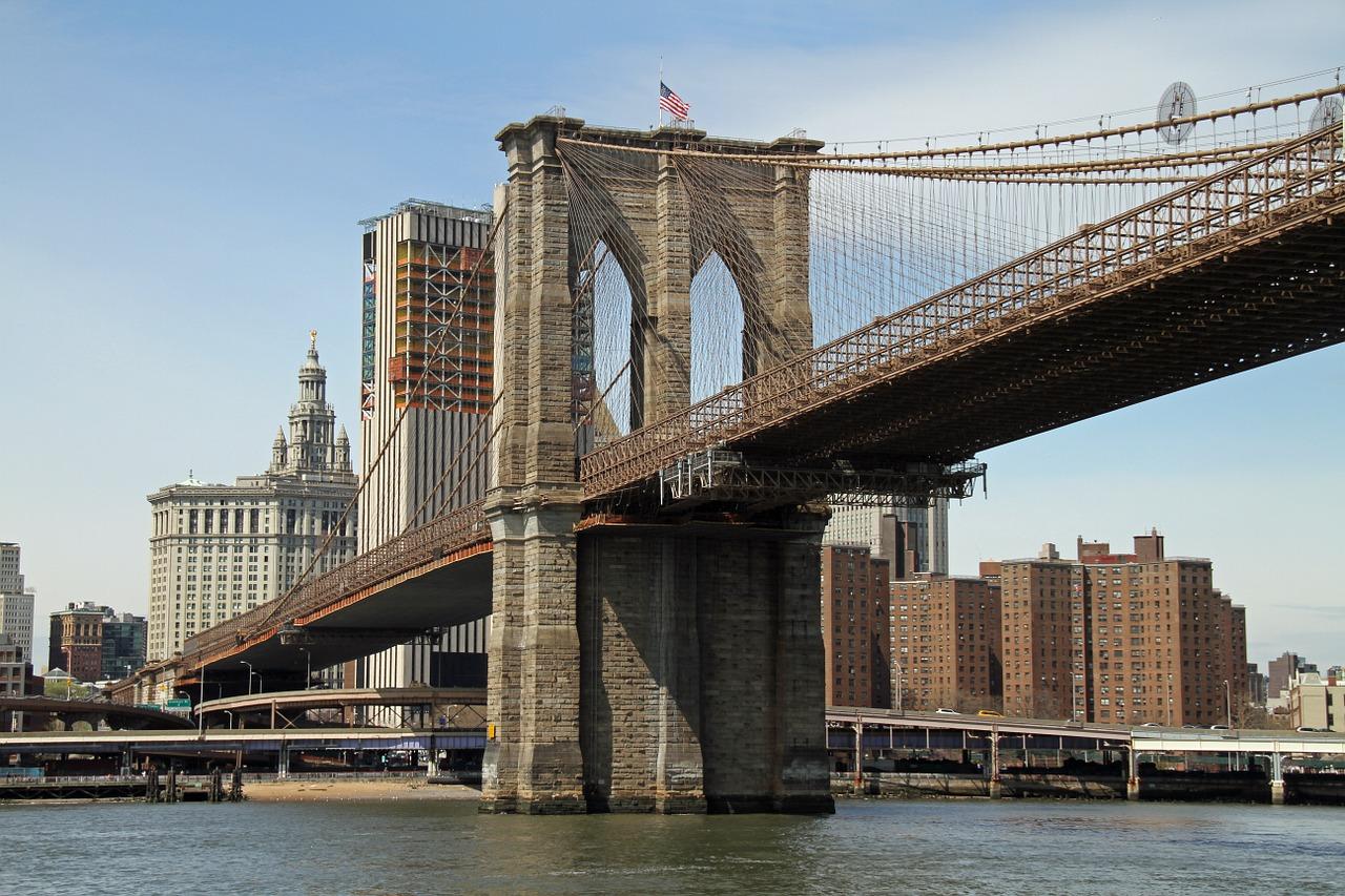L'histoire du pont de Brooklyn