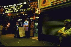 Photos: Times Square dans les années 80