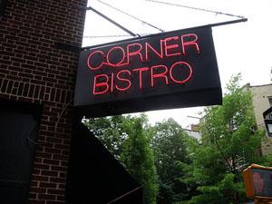 Corner Bistro, des hamburgers de caractère
