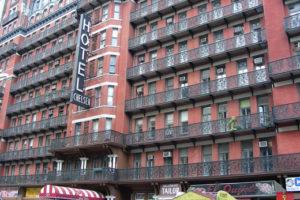 Découvrir l'hôtel Chelsea