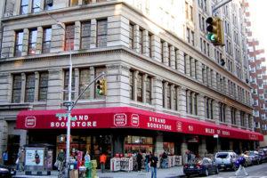 Shopping à New York : La librairie Strandbooks