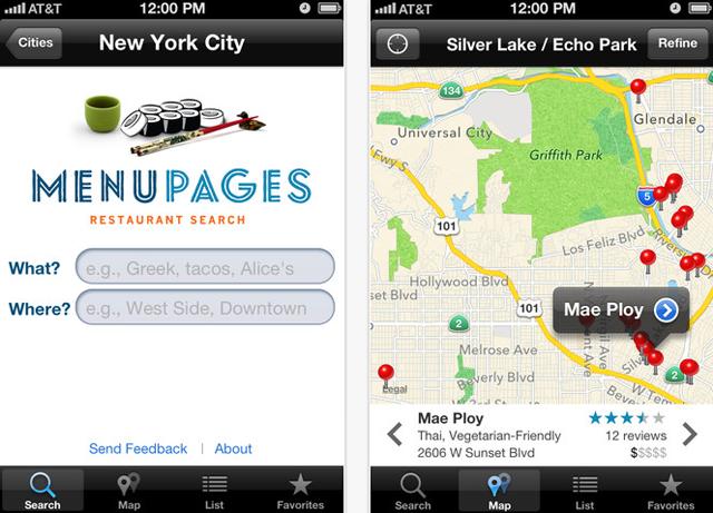 8 applications iPhone à avoir avec vous à New York
