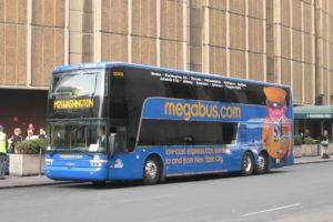 Visiter la côte Est des USA au départ de New York avec Megabus