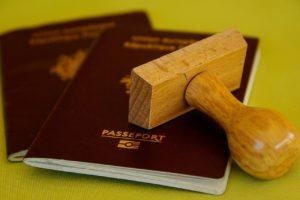 Arrivée à New York : La douane et l'immigration